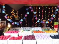 Artisanat guirlandes lumineuses en coton