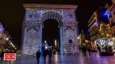 Décoration de Noël Dijon