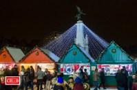 Le marché de Noël de Dijon 2014