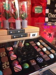 Les jolis chocolats du Marché de Noël de Dijon
