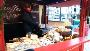 Truffes et fromages...
